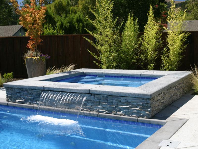 Pristine Pools | Spa Model Trilogy Swimming Pools for ...